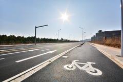 Nowy drogi i infrastruktury use Fotografia Stock