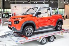 Nowy Elektryczny Citroen E-Mehari Zdjęcie Stock