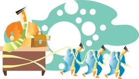 nowy faraona ilustracji