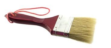 Nowy farby muśnięcie odizolowywający na bielu Zdjęcie Stock