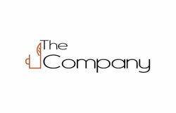 Nowy filiżanka logo Obraz Stock