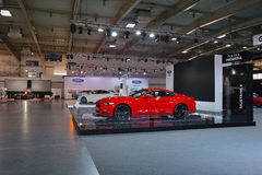 Nowy 2015 Ford mustang Zdjęcie Royalty Free