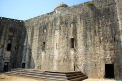 Nowy forteca Corfu, Grecja Obraz Royalty Free