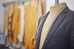 nowy garnitur Obrazy Royalty Free
