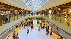 Nowy grodzki plac, Hong kong zdjęcia stock