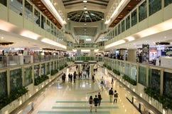 Nowy Grodzki placu zakupy centrum handlowe w Hong Kong Zdjęcia Royalty Free