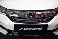 Nowy Honda porozumienie 2018 fotografia stock