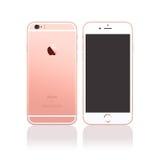 Nowy Jabłczany Iphone 6s Obrazy Royalty Free
