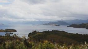 Nowy jeziorny pedder w sw Tasmania