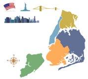 Nowy Jork Obraz Royalty Free