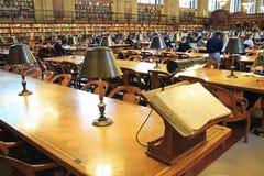 Nowy Jork biblioteka publiczna Obrazy Stock