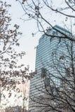 Nowy Jork drapacze chmur w Manhattan obraz stock