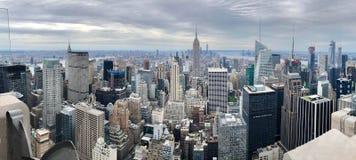 Nowy Jork, empire state building, Manhattan fotografia stock