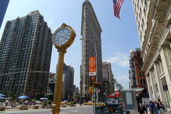 Nowy Jork, Flatiron - Fotografia Royalty Free