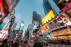 Nowy Jork, GRUDZIEŃ - 22, 2013: Times Square na Grudniu 22 w usa Obraz Royalty Free