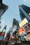 Nowy Jork, GRUDZIEŃ - 22, 2013: Times Square na Grudniu 22 w usa Zdjęcie Stock