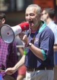 Nowy Jork Homoseksualna duma Marzec Obrazy Stock