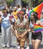 Nowy Jork Homoseksualna duma Marzec Zdjęcia Royalty Free