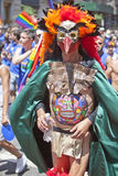 Nowy Jork Homoseksualna duma Marzec Zdjęcia Stock