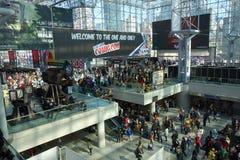 2014 Nowy Jork Komiczny przeciw 38 Obrazy Stock