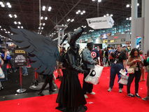 2013 Nowy Jork Komiczny przeciw 56 Zdjęcia Royalty Free