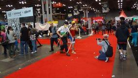 2013 Nowy Jork Komiczny przeciw 70 Obraz Royalty Free