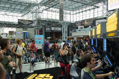 Nowy Jork Komiczny przeciw 2015 26 Obraz Stock