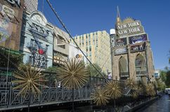 Nowy Jork Nowy Jork Las Vegas Obrazy Royalty Free