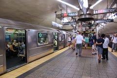 Nowy Jork metro Obrazy Royalty Free