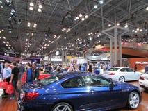 2015 Nowy Jork Międzynarodowy Auto przedstawienie Obrazy Royalty Free
