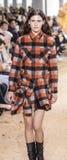 Nowy Jork mody tydzień FW 2017 - Lacoste kolekcja Zdjęcia Stock