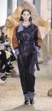 Nowy Jork mody tydzień FW 2017 - Lacoste kolekcja Zdjęcie Stock