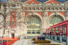 NOWY JORK NOWY JORK, GRUDZIEŃ, - 28, 2013: Swobody wyspy muzeum w NYC Obrazy Stock