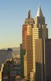 Nowy Jork Nowy Jork kasyna & hotelu strzał Obrazy Royalty Free