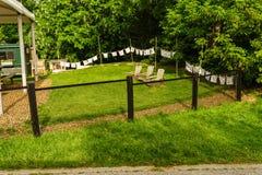 Nowy Jork ogród zdjęcia stock