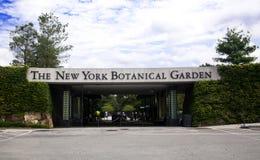 Nowy Jork ogród botaniczny zdjęcia stock