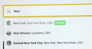 Nowy Jork Online Hotelowa rezerwacja zdjęcie wideo