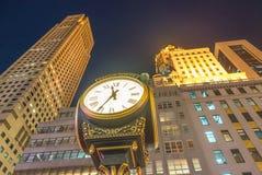 NOWY JORK, PAŹDZIERNIK - 23, 2015 Atutowy wierza na fifth avenue i Zdjęcie Royalty Free