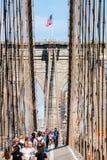 NOWY JORK, SIERPIEŃ - 22 Obraz Royalty Free