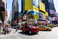 NOWY JORK, SIERPIEŃ - 22 Zdjęcie Royalty Free