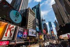 NOWY JORK, SIERPIEŃ - 22 Fotografia Royalty Free