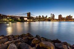 NOWY JORK, SIERPIEŃ - 22, 2015 Fotografia Royalty Free