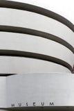 NOWY JORK, WRZESIEŃ - 01: Solomon R Guggenheim muzeum mod Obraz Stock