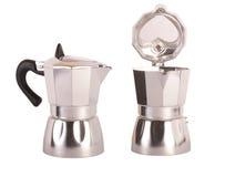 nowy kawowy producent Zdjęcia Royalty Free