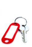 nowy klucz zdjęcia stock