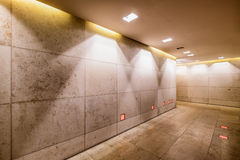 Nowy korytarz Zdjęcie Royalty Free