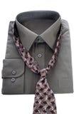 nowy koszulowy krawat Zdjęcia Stock