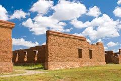nowy Meksyk europejska fort zdjęcie stock
