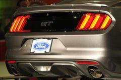 Nowy mięśnia samochodu tyły Zdjęcie Stock