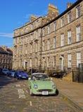 Nowy miasteczko w Edynburg Zdjęcie Stock